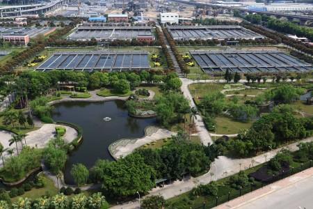 福州洋里污水处理厂项目